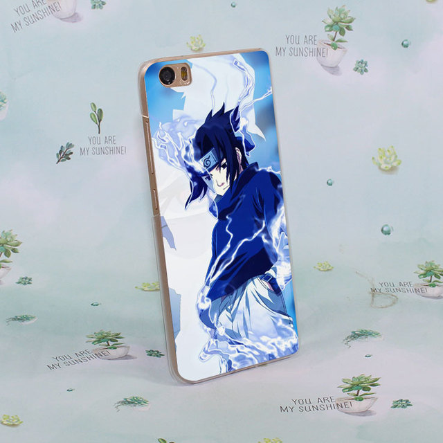 Naruto Hard Case for Xiaomi Redmi Note