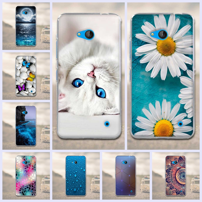 For Microsoft Nokia Lumia 640 Case 3D Res