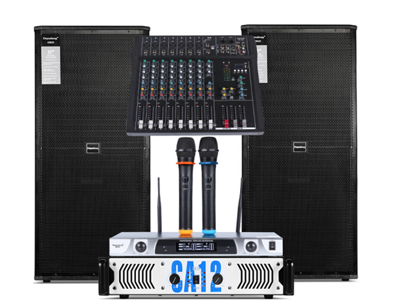 Specialty Double 15 inch Stage /Wedding /Performance/Meeting/Outdoor Speaker Suite High Power Double Bass Commercial Etiquette зимняя шина continental contivikingcontact 6 225 55 r17 101t