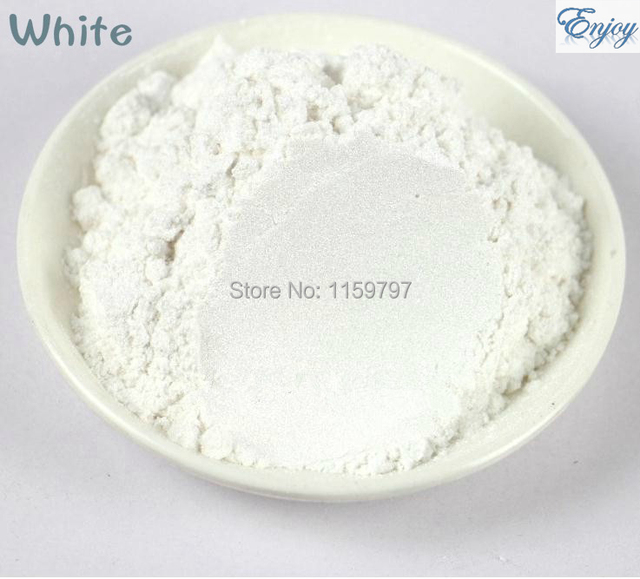 Pearl powder white pearl powder pigment powder flash powder paint toner 500/bag,pearlescent pigment for eyes,nail art