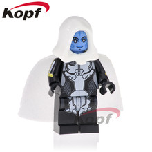 XH 886 Super Heroes Supergiant Figures War Machine Pepper Ayo Thanos Bricks Building Blocks Action Learning Toys For Children
