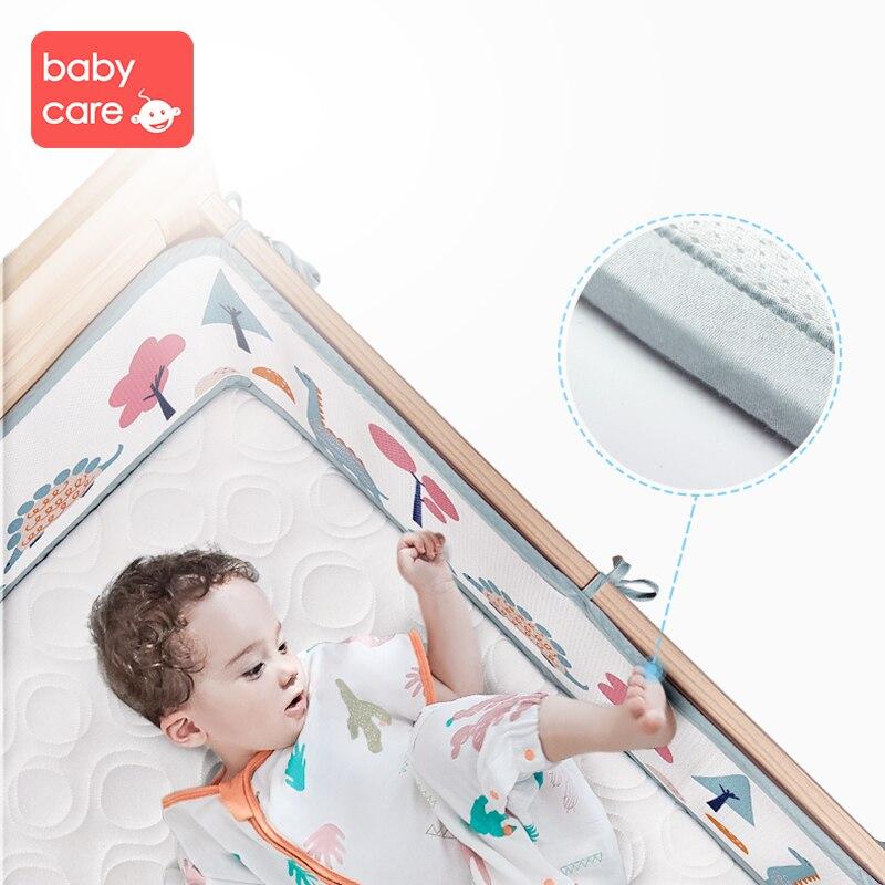 Babycare lit clôture maison enfants parc sécurité porte produits soins barrière pour lit berceau Rails sécurité clôtures enfants garde-corps