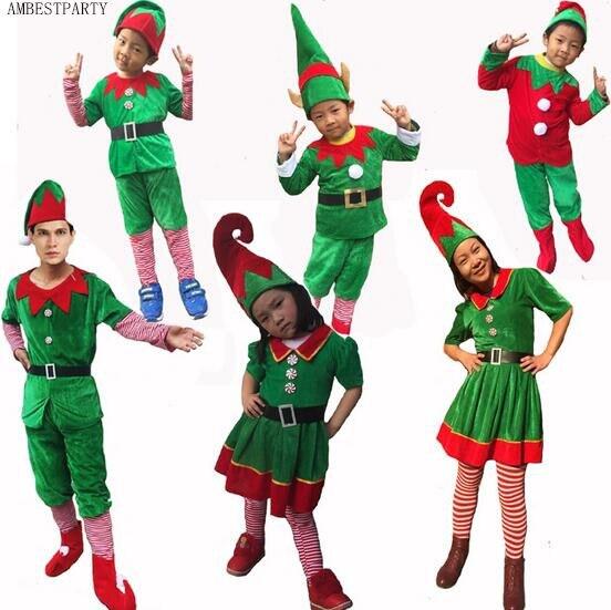 disfraces de halloween elfo