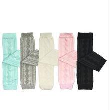 Розничная ; Детские однотонные гетры; хлопковые леггинсы для девочек и мальчиков; цвет белый, черный, серый; 6 цветов; носки для ползания для маленьких девочек