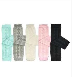 a3500ba05 KUNKUNXIONG leg warmers leggings Baby girl crawling socks