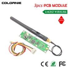 Бесплатная доставка DHL печатной платы 2.4 г DMX 512 Беспроводной приемник, Беспроводной модуль DMX512 свет этапа