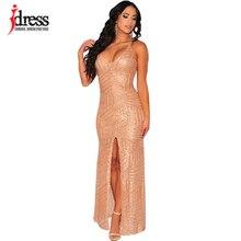Cheap Gold Sequin Dress