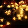 Christmas DIY Decorations Star LED String Fairy Lights Xmas Holiday Wedding Decoration 4M/40 LEDs #