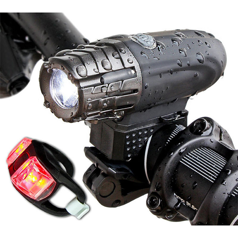 2017 New 360 Degree Rotation Torch Clip Mount Bike Bicycle Front Light Bracket Flashlight Holder Accessories Mar 22