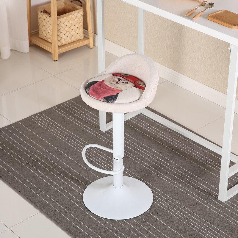 Купить с кэшбэком Industriel Sedia Para Barra Bancos De Moderno Taburete Sgabello Stuhl Table Stoelen Cadeira Stool Modern Silla Bar Chair