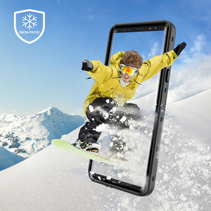 Image 5 - IP68 Waterproof Case For Samsung S8 S9 S10 Plus Transparent Underwater Diving Proof Cover For Samsung S10e Note 9 8 Phone Cases