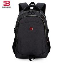BALANG College School Bag for Girls boys Waterproof Lightweight Multifunctional High Quality Laptop Backpack for Teenage Popular
