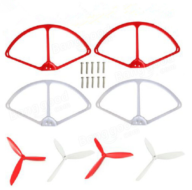 Cheerson CX20 CX-20 RC Quadcopter Protection Cover and Propeller