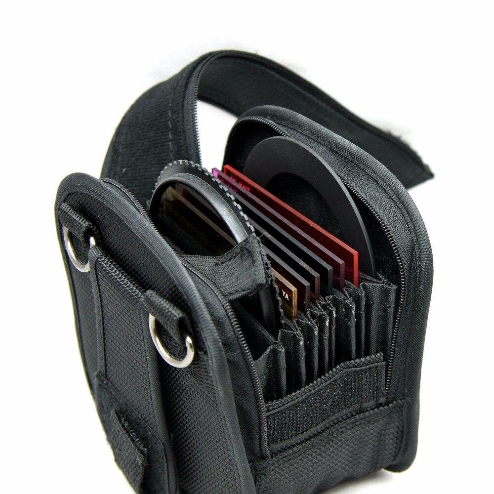 Caso Carteira Filtro Bag Bolsa 7 P306 slots até 95mm/com alça