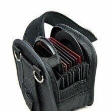 P306 تصفية محفظة حالة الحقيبة حقيبة 7 فتحات تصل إلى 95 ملليمتر/مع حزام