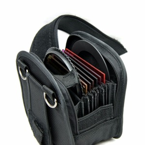 Image 1 - P306 Filter Wallet Case Pouch Bag 7 slots up to 95mm /with strap