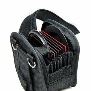 Image 1 - P306 Filtre Cüzdan bölmeli çanta 7 yuvaları kadar 95mm/kayış ile