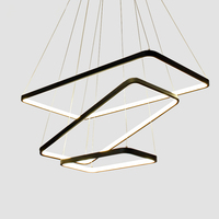 Modern Pendant Lights Kitchen Living Dinging Room Light Fixtures LED Hanging Lamp Luminaires Dimmable lluminaria lampe AC90 260V