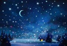 Unduh 740 Koleksi Background Langit Malam Animasi HD Gratis