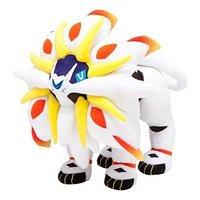 30cm 1 Pcs Nice Soft Evee Action Figure Stuffed Plush Doll Toys for Funs Gift Yode Solgaleo Plush Cartoon for Children Gift