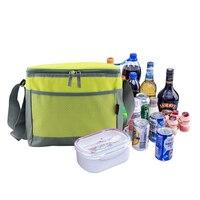 ABSPIELENKING Wasserdichte Isolierung Tasche Thermische Tasche Folie Kühler Eis Brust Milch Frische Tasche Outdoor Camping Reise Picknick Tasche 1344