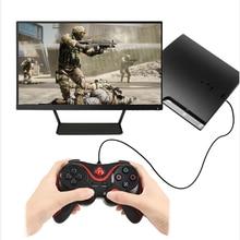 10pcs/lot Wireless Bluetooth Gamepad Joystick Joypad Dual Vibration Game Controller For Playstation 3 PS3 Controller