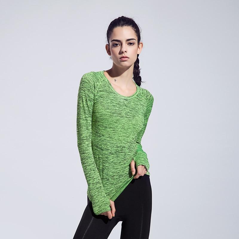 Nuevas mujeres de talla grande camisas de yoga Gimnasio de secado - Ropa deportiva y accesorios - foto 3