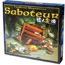 Saboteur Card Game