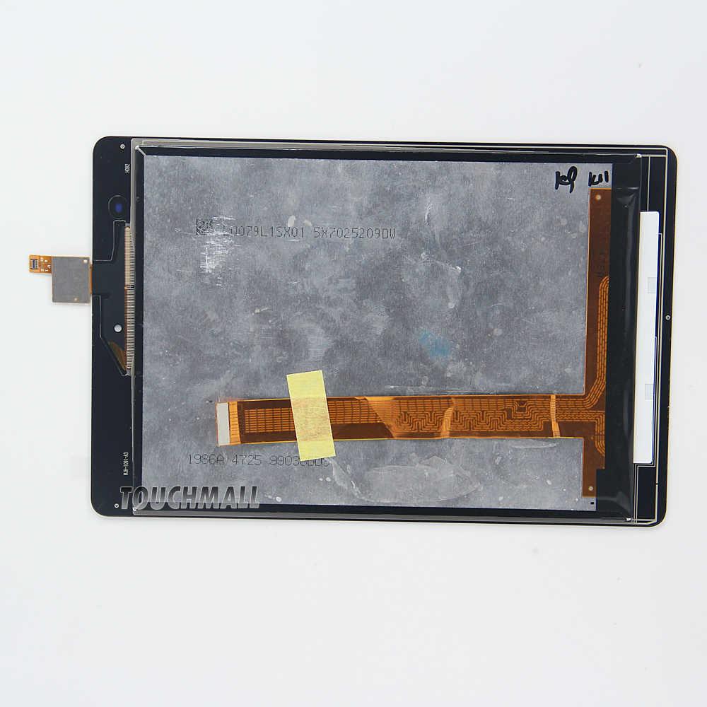 Новый ЖК-дисплей сенсорный экран дигитайзер сборка Замена для Xiao mi pad mi 1 A0101 7,9-дюймовый черный + Инструменты