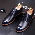 Luxury Brand Loafers Men Flats Casual Shoes Bright Genuine Patent Leather Men Wedding Party Shoes Driving Shoes For Men Mocassin