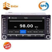 2 Din автомагнитола для автомобиля Toyota Corolla головного устройства электроники gps навигации 7 дюймовый сенсорный экран стерео радио ПК MP5 плеер