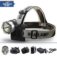 Hot Sale Various Lights2000 Lumens Mining Headlamp Cree Xml Xm L T6 Bicycle Bike Head Torch