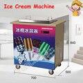100-120pcs/h Commercial Stick Ice Cream Maker Steel Popsicle Ice Cream Lolly Machine Hard Stick Cream Maker ZX40A