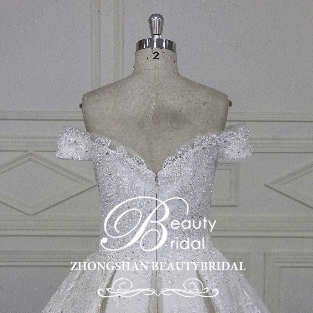 Eslieb Φόρεμα Γάμου Φόρεμα Γάμου Φόρεμα - Γαμήλια φορέματα - Φωτογραφία 5