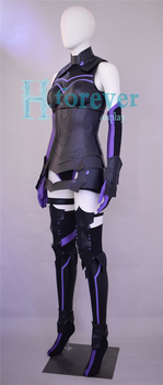 2019 New Fate Grand Order Shielder Cosplay Costume Matthew Kyrielite Cosplay Halloween Adult Costumes for Women Custom Any Size 2