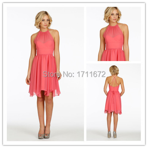 Compare Prices on Coral Bridesmaid Dresses under 100- Online ...