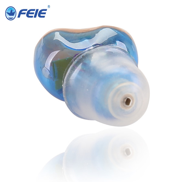 Rehabilitation Therapy Supplies Properties Invisible in the Canal Hearing Aid CIC Digital Sound Amplifier S-16A processing properties