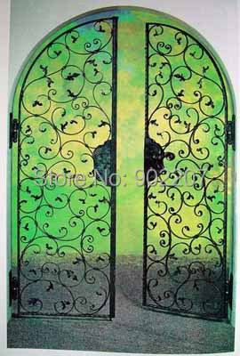 Hench 100% Handmade Forged Custom Designs Garden Gates And Fencing