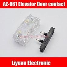 5 шт. AZ-061 дверной контакт лифта/замковый Дверной замок/LD31A Автомобильный Дверной замок/Аксессуары для лифта