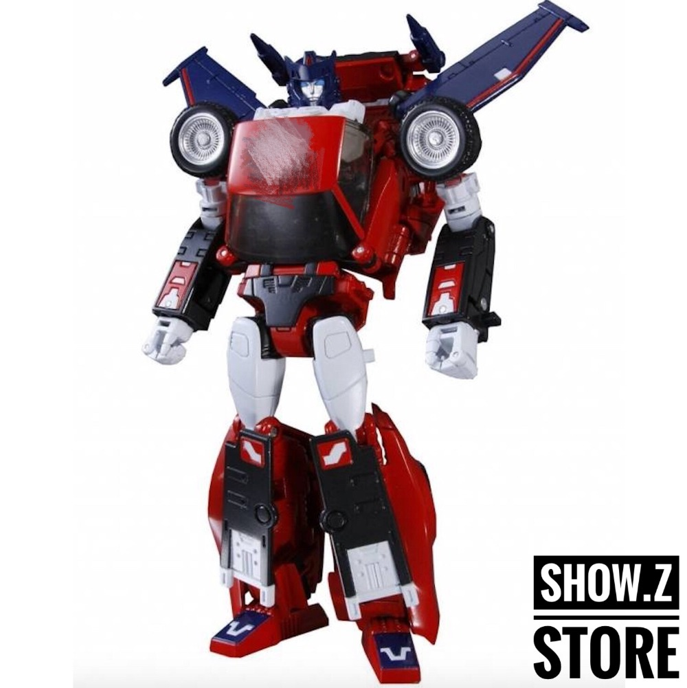 [Show.Z Store] 4th Party Masterpiece MP-26 Road Rage Transformation Action Figure MP26 MP 26 [show z store] 4th party mp 13 masterpiece mp 13 mp13 transformation action figure