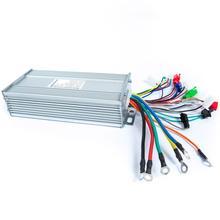 Silent BLDC Controller 15MOS 38A 36v 48v 800w 1000w E bike Hub motor controller Bicicleta Eletrica Engine