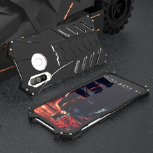 Aluminum Metal Case For Samsung Galaxy A8s Back Cover A9S 2019 Slim Hard Shockproof Bumper