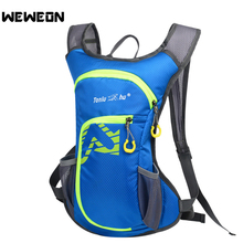 Unisex Outdoor Hydration Backpack Lightweight Breathable Nylon Water Bag Riding Equipment Running Hiking Cycling Backpack