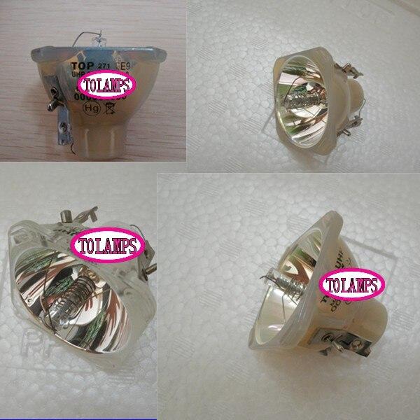 original bare Projector bulb lamp 725-10106 lamp for Projector Dell 1800MP цена и фото