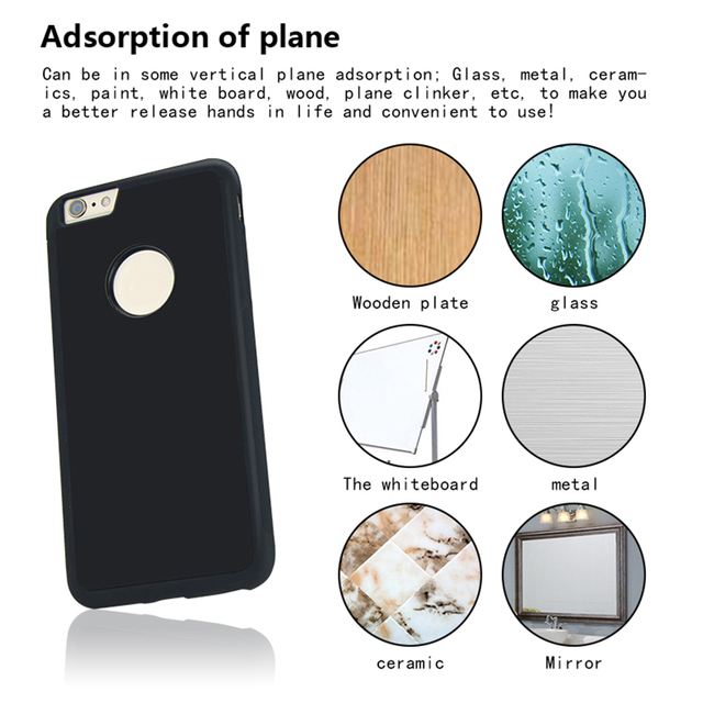 Anti Gravity Phone Case For Samsung and iPhone