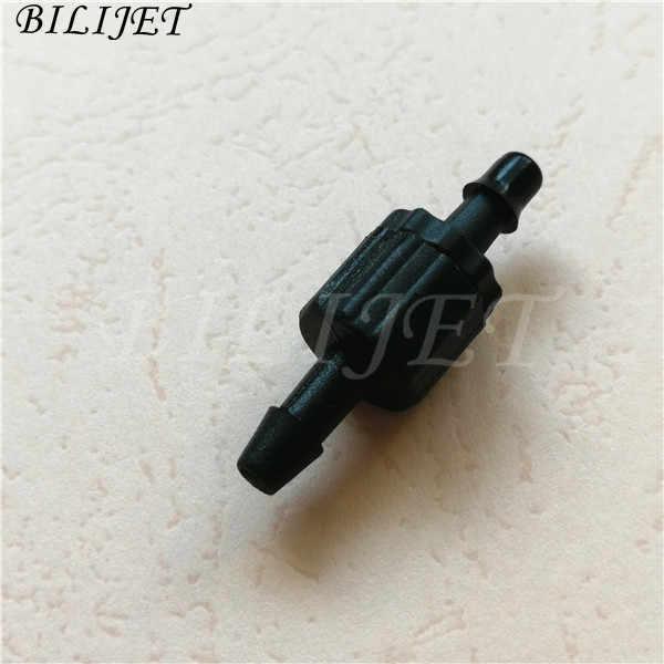 1 pair lebar format plotter Flora Infinity Penantang Phaeton Gongzheng wit-warna tinta tabung konektor 6X4 MM untuk kepala Seiko plug