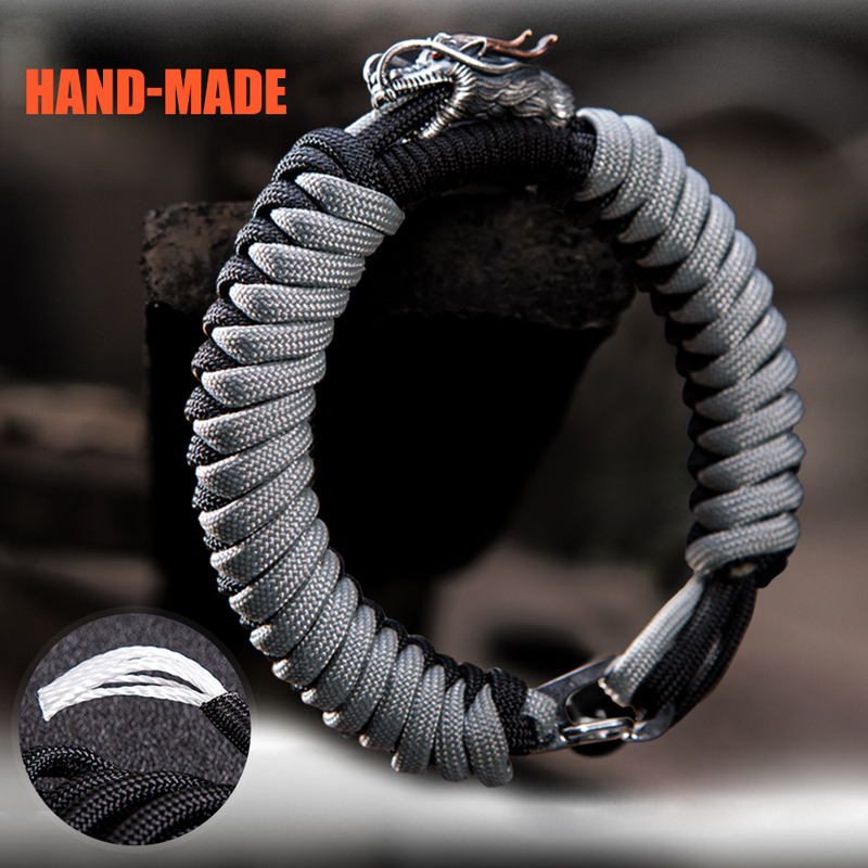Free Slor Outdoor Sports Hiking Climbing Tactical Bracelet Survival Gear Kit Emergency Men S Tool In Tools From Entertainment On
