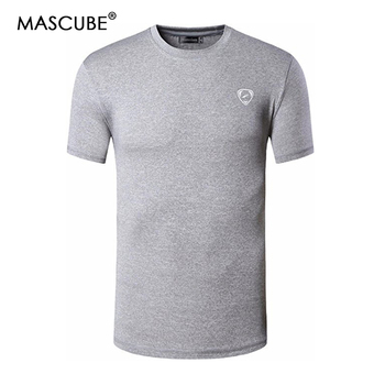 MASCUBE Men Breathable Tactical T-shirt Quick Drying Hunting Sport Short Sleeve Tees Fitness Clothing Absorbent Men T-shirts