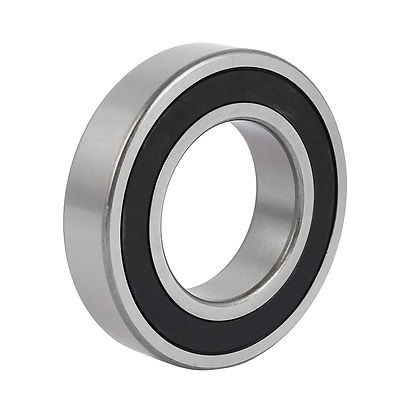 RZ6208 80mm x 40mm x 18mm Single Row Rubber Sealed Deep Groove Ball Bearing 5 pcs double sealed 3 x 7 x 3mm deep groove ball bearings page 4