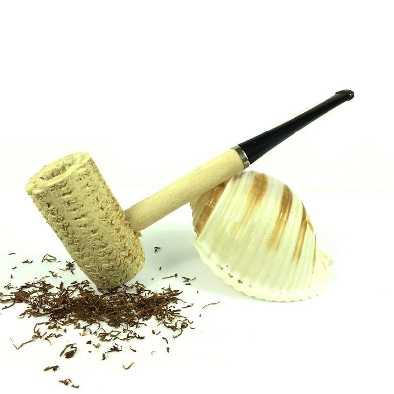 5 pcs/lot New Fashion Corn Cob Smoking Pipe High Quality ...